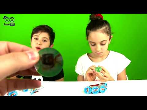 Ozmo Cornet Taso Challenge - Çocukların Sevdiği Reklamlar [Çocuk Reklam TV]