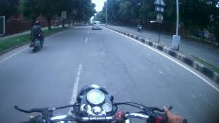 Moto vlog with JS paaji / Chandigarh / bullet 350