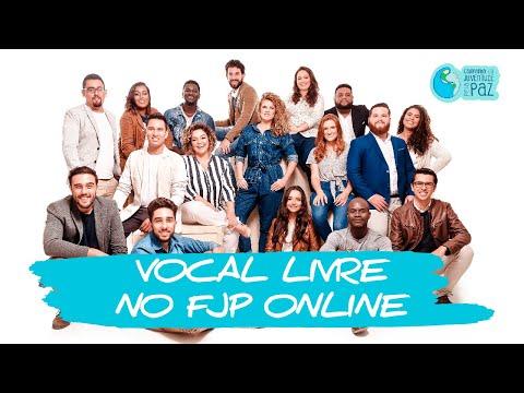 Vocal Livre: A Começar em Mim — I FJP online - 01/11/20
