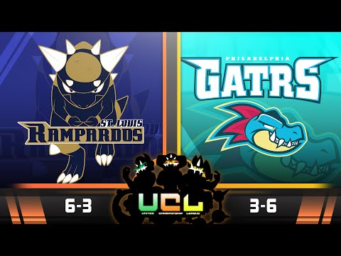 "St. Louis Rampardos VS Philadelphia Feraligatrs Week 10 UCL S2 | ""YOOOOOOO"" Pokemon ORAS WIFI"