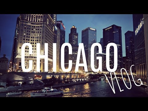 CHICAGO WEEKEND TRAVEL VLOG | WHAT TO DO