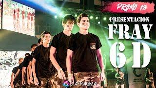 Presentacion de Buzos - LA FRAY 6º D | Promo 18