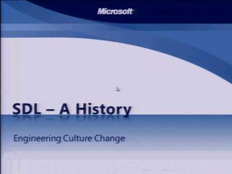 SDL- A History -Michael Howard