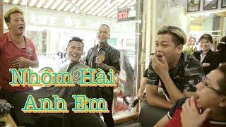 [ Hoài Niệm ] Huỳnh Phương Tân Chề Hoàng Mèo Hứa Minh Đạt cắt tóc 4 năm trước | Barbershop Vũ Trí