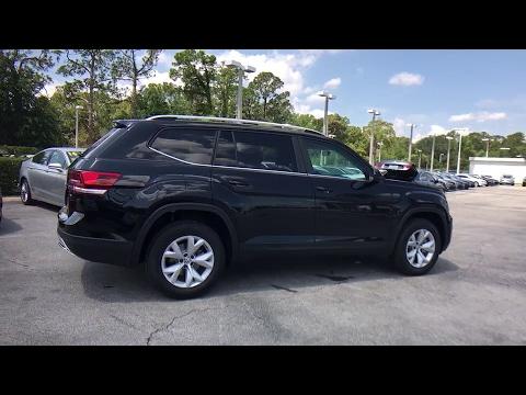 2018 Volkswagen Atlas Orlando, Sanford, Kissimme, Clermont, Winter Park, FL 18003