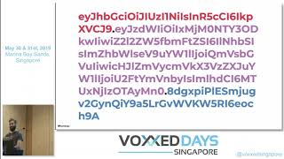Knock knock, who's there? - Voxxed Days Singapore 2019