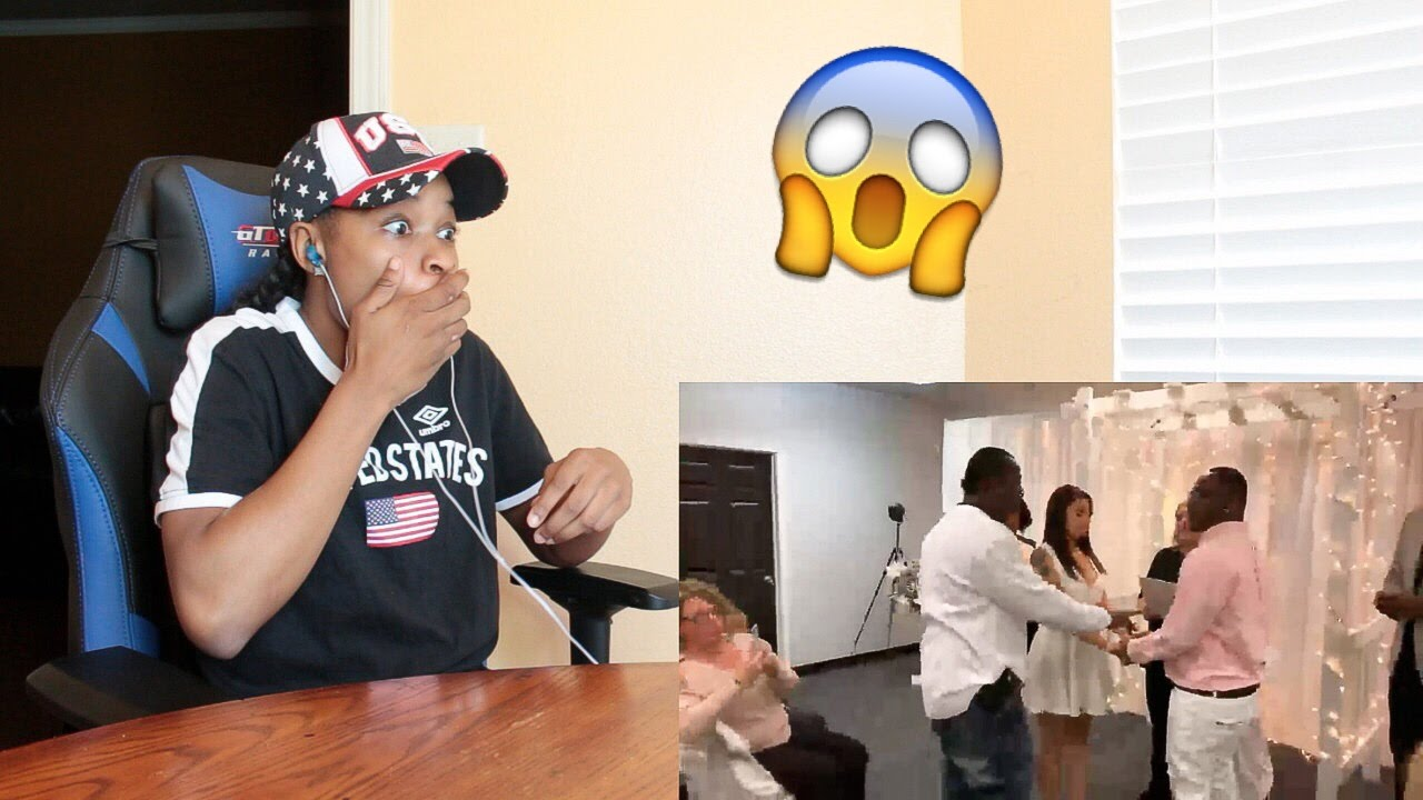 D B Nation S Wedding Got Crashed By Damien S Dad Youtube
