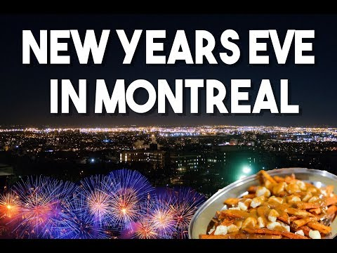 New Years Eve In MONTREAL