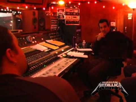 Mission Metallica: Fly on the Wall Platinum Clip (July 10, 2008)