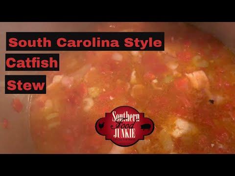 How To Make Catfish Stew | South Carolina Traditional Foods