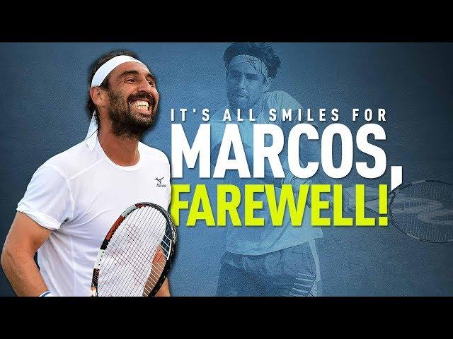 Best Of Baghdatis: Cypriot Star Bids Farewell