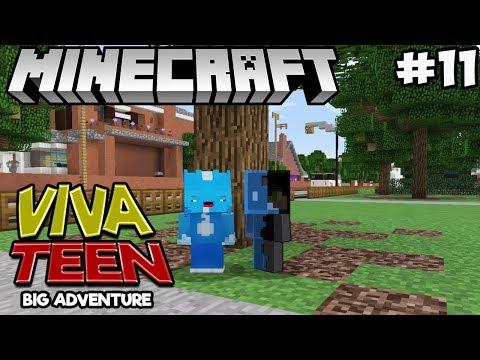 MINECRAFT VIVA TEEN #11 ADA TEMAN BARU!!