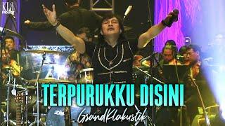 KLa Project - Terpuruk Ku Disini (GrandKLakustik Show)