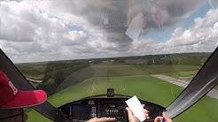 Flight Exam Gyrocopter Magni M24 Tragschrauber Flugprüfung 20190816