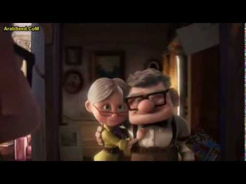 Love story from film ( Up 2009 )