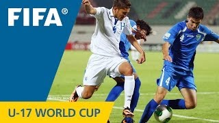 Great team goal wins it for Honduras