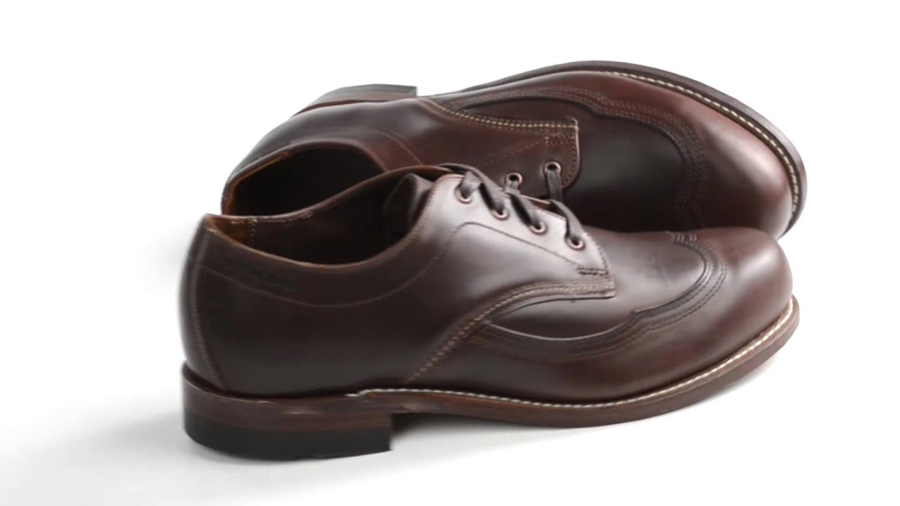 b77cbf862d2 Wolverine 1000 Mile Bradford Oxford Shoes - Factory 2nds, Leather (For Men)