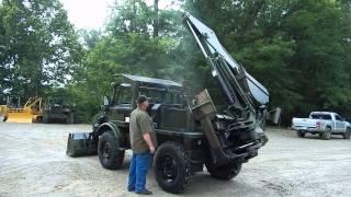 Unimog FL419 see tractor C&C Equipment 812-336-2894 `183 miles!!!!!