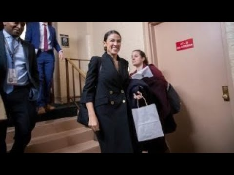 Alexandria Ocasio-Cortez dunked on 'nonsense' conservative claims that she ...