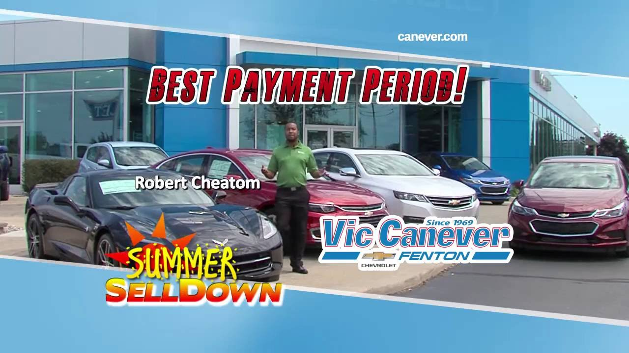 vic canever chevrolet summer sell down continues b youtube. Black Bedroom Furniture Sets. Home Design Ideas