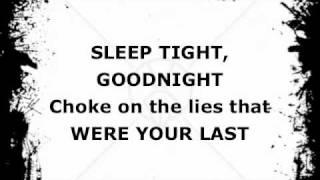 Goodbye goodnight for good-Alesana (with Lyric)