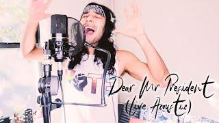 Maxximo - Dear Mr. President (Live Acoustic)