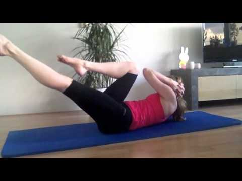 Post Pregnancy Pilates Workout