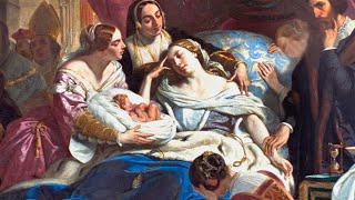 Queens of England who Died in Childbirth