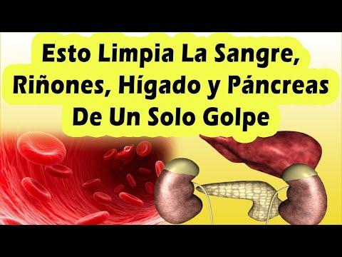 ESTO LIMPIA LA SANGRE, RIÑONES, HIGADO Y PANCREAS y Baja El Colesterol, Azucar y Presion Arterial