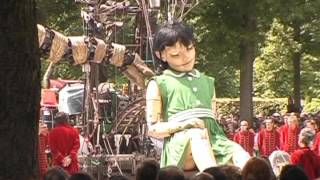 Royal de Luxe Nantes Le Sultan 2005