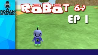 Roblox Robot 64 - Episode 1 live stream game play on VIP server with subscribers