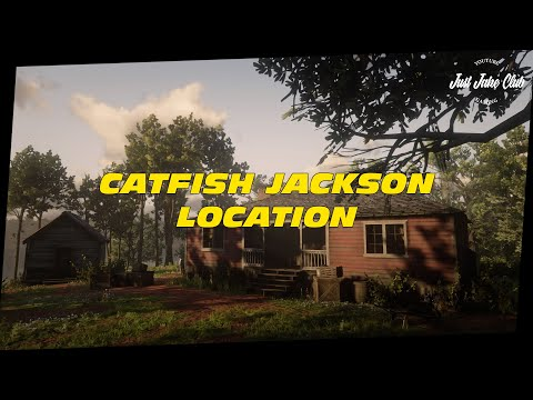 Catfish Jackson Home Robbery Location: Red Dead Redemption 2