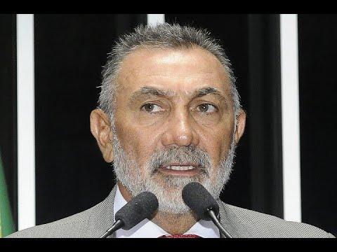 Telmário Mota denuncia sistema que indica aplicativos de transporte para passageiros em Manaus