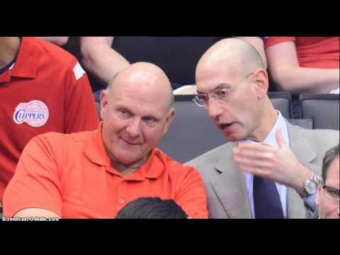 Former Microsoft CEO Steve Ballmer wins bid to buy Clippers for $2 billion
