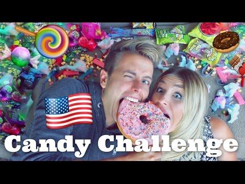 AMERICAN CANDY CHALLENGE XXL ♥ BibisBeautyPalace