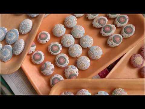 Golem Design Studio - Decoration Of Handmade Ceramic Beads