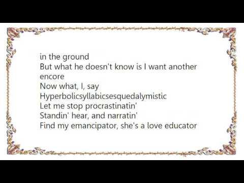 Isaac Hayes - Hyperbolicsyllabicsesquedalymistic Lyrics