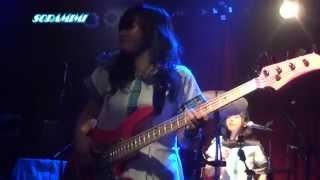 4人組ガールズバンド、SORAMIMIです! 初ワンマンライブより、 Bass&Drumのリズムセッション動画です! SORAMIMI are... Vo.YAKA(ヤカ) ブログ→http://a...