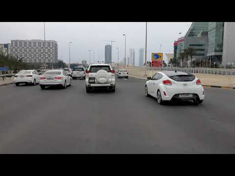 BAHRAIN CITY MANAMA ROAD FULL VIDEO  10 JANUARY 2020 TIME 2.00PM