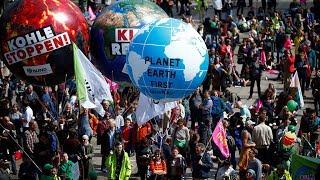 Biểu tình chống Hội nghị thượng đỉnh G20 tại Đức