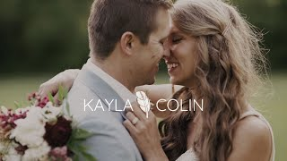 I Can't Imagine a Day Without You • Atlanta & Oklahoma wedding video will make you cry