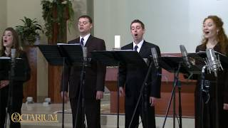 The Lord Bless You And Keep You - Lutkin - performed live by Octarium