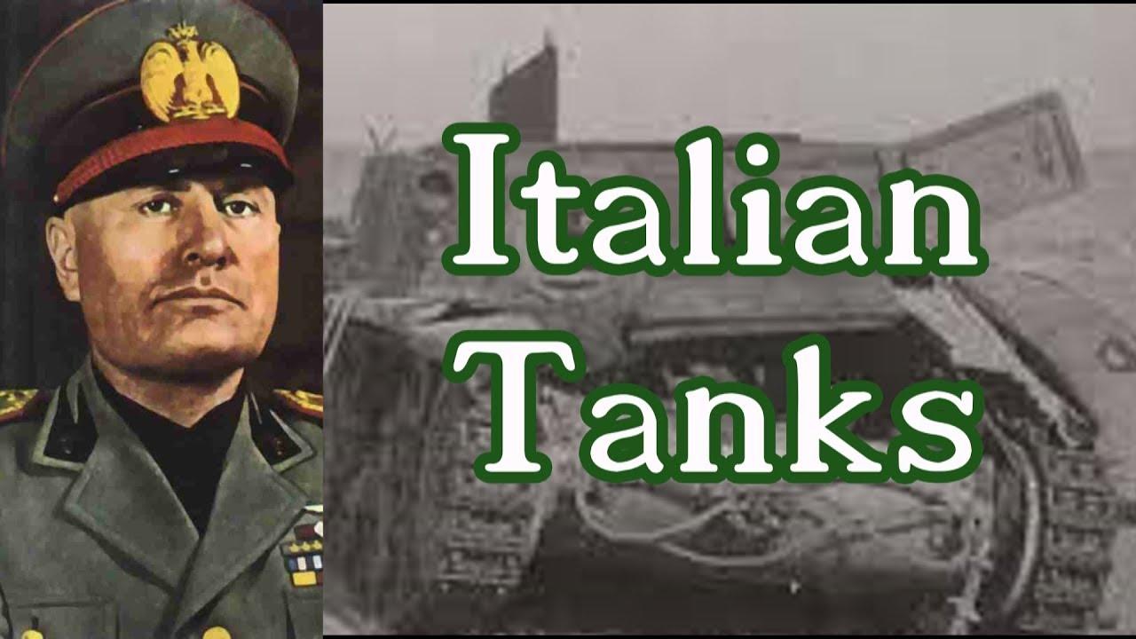 The Italian Tank Meme