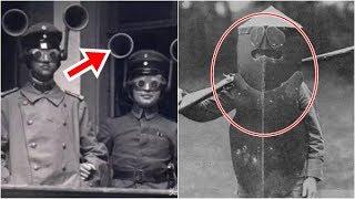歷史上十大愚蠢的武器,帶到戰場上等於自我毀滅...