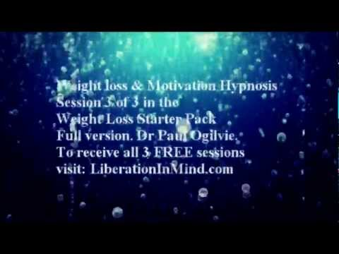 FREE - Weight loss & Motivation Hypnosis Session 3 of 3