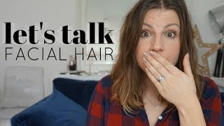 Let's Talk / Facial Hair