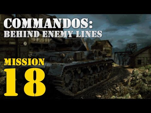 Commandos: Behind Enemy Lines -- Mission 18: The Force of Circumstance  