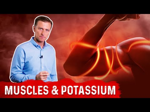 Why Your Muscles Need Most of Your Potassium