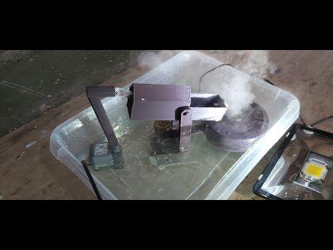 Smoke Ring Machine Vortex Ring 3d Printed