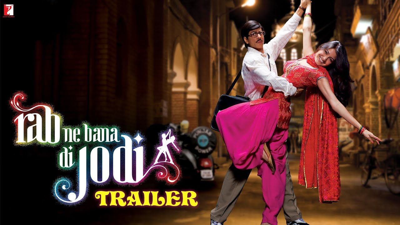rab ne bana di jodi | official trailer | shah rukh khan | anushka